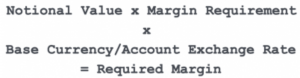 What is Margin Requirement in Forex