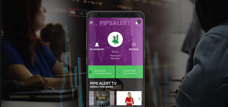 Pips Alert Forex Signals App
